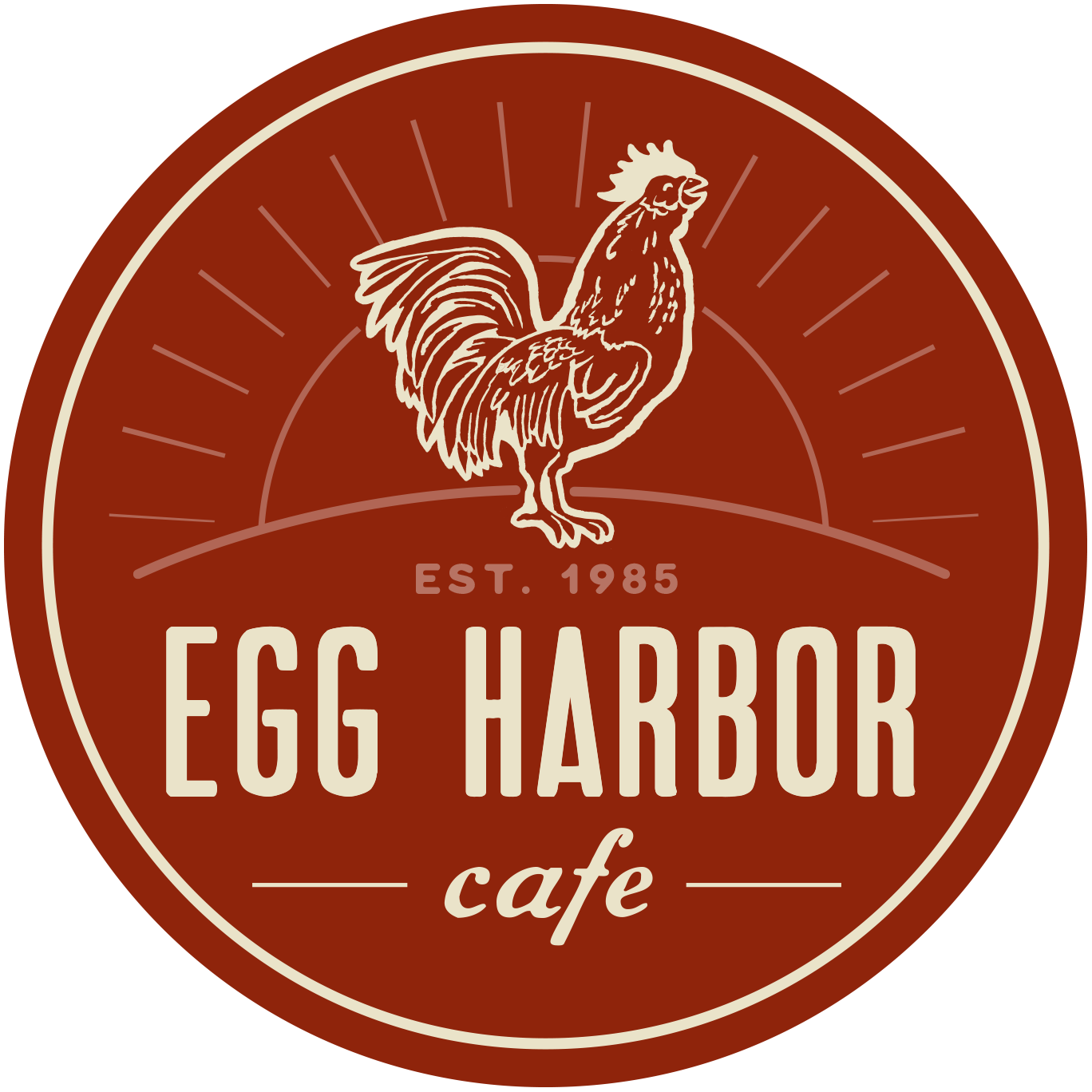 Egg Harbor Cafe pizza